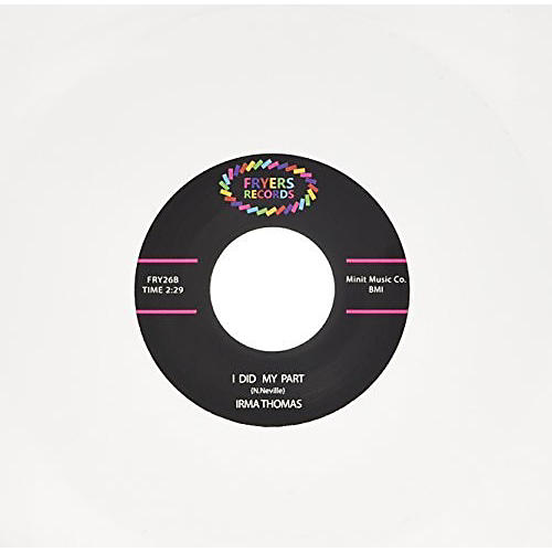 Alliance Irma Thomas - Dont Mess with My Man