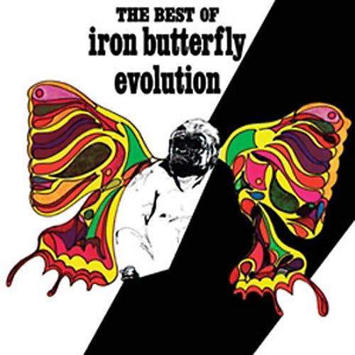 Alliance Iron Butterfly - Evolution: The Best Of The Iron Butterfly