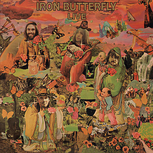 Alliance Iron Butterfly - Iron Butterfly Live