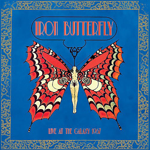 Alliance Iron Butterfly - Live at the Galaxy 1967