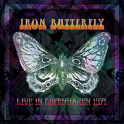 Alliance Iron Butterfly - Live in Copenhagen 1971