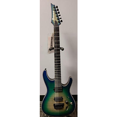 Ibanez Iron Label Six6fdfm Solid Body Electric Guitar