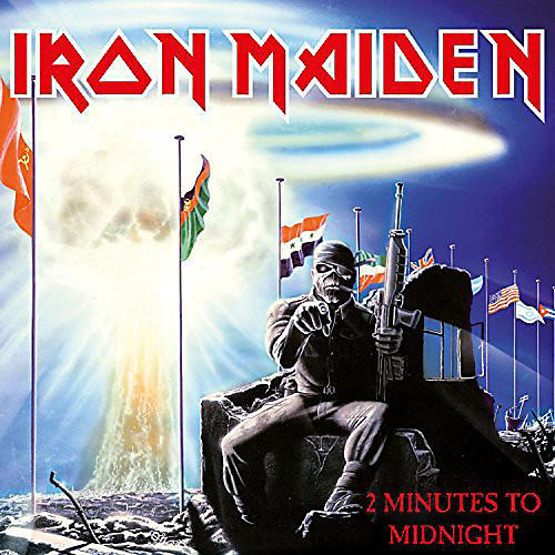 Alliance Iron Maiden - 2 Minutes to Midnight