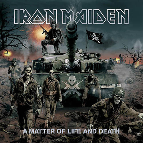 Alliance Iron Maiden - A Matter of Life and Death