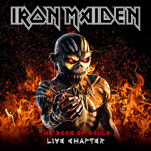 Alliance Iron Maiden - Book of Souls: The Live Chapter 16/17