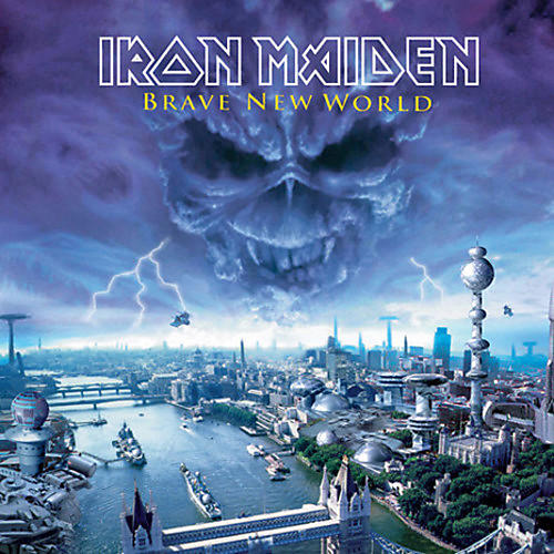 Alliance Iron Maiden - Brave New World