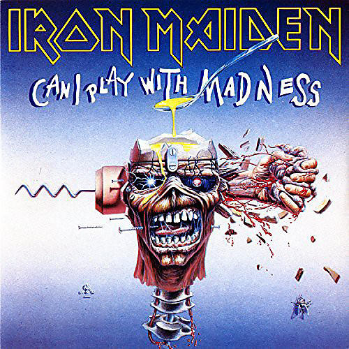 Alliance Iron Maiden - Can I Play with Madness