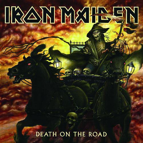 Alliance Iron Maiden - Death On The Road