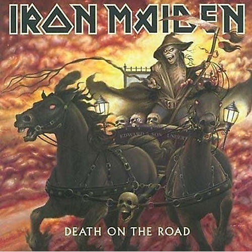 Alliance Iron Maiden - Death on the Road