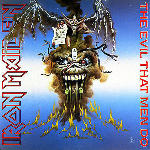Alliance Iron Maiden - Evil That Men Do