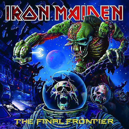 Alliance Iron Maiden - Final Frontier