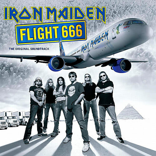 Alliance Iron Maiden - Flight 666