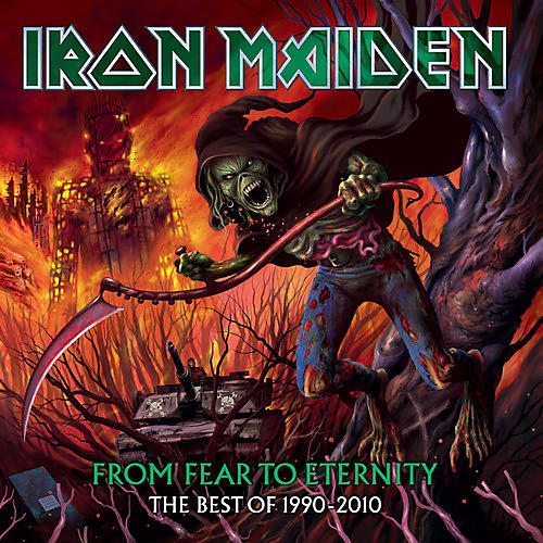 Alliance Iron Maiden - From Fear to Eternity: The Best of 1990-10