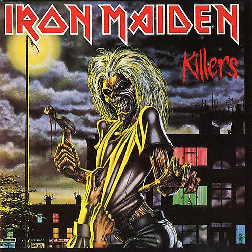 Alliance Iron Maiden - Killers