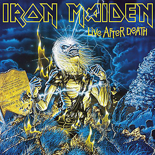 Alliance Iron Maiden - Live After Death