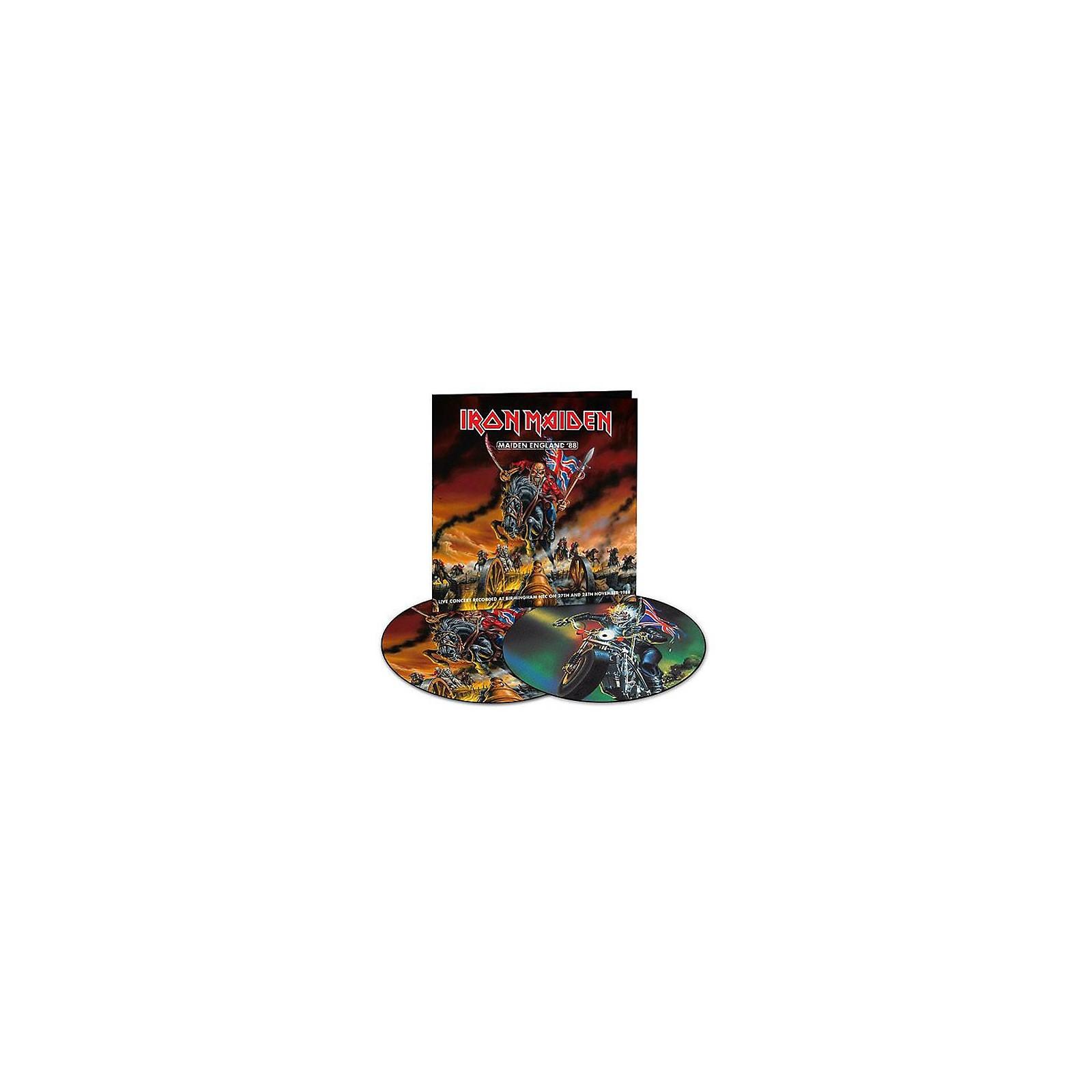 Alliance Iron Maiden - Maiden England: Live
