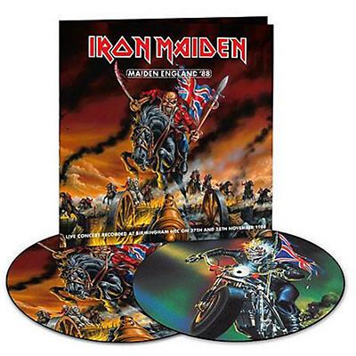 Iron Maiden - Maiden England: Live