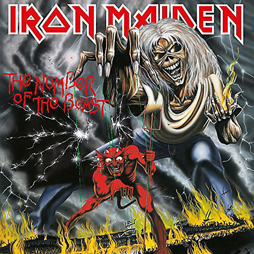 Alliance Iron Maiden - Number of the Beast