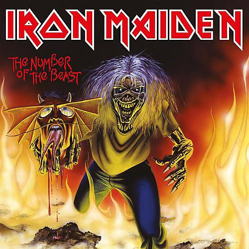 Alliance Iron Maiden - Number of