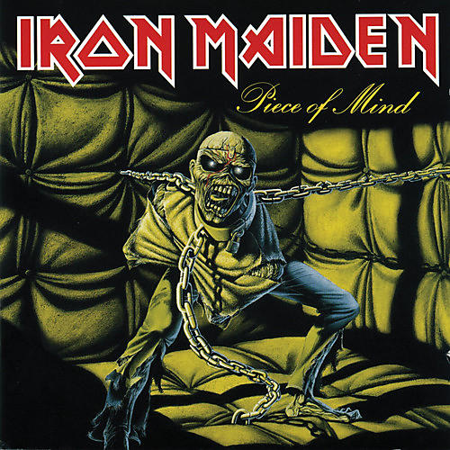 Alliance Iron Maiden - Piece of Mind