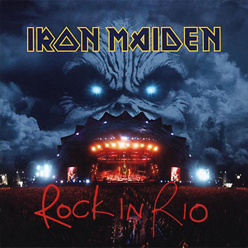 Alliance Iron Maiden - Rock in Rio