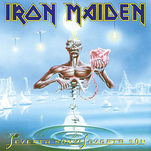 Alliance Iron Maiden - Seventh Son of a Seventh Son