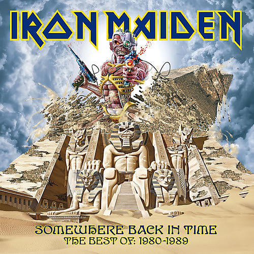 Alliance Iron Maiden - Somewhere Back in Time