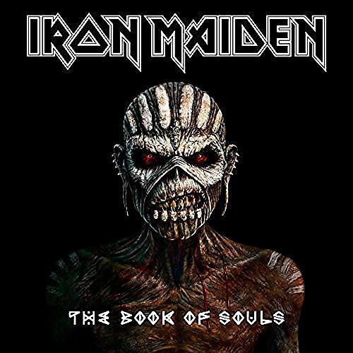 Alliance Iron Maiden - The Book Of Souls