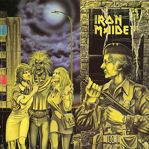 Alliance Iron Maiden - Women in Uniform