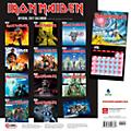 Browntrout Publishing Iron Maiden 2017 Global Calendar thumbnail