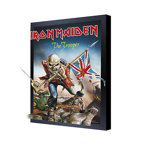 Ace Framing Iron Maiden 3D Framed Poster