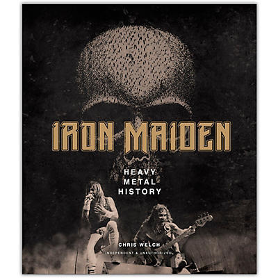 Hal Leonard Iron Maiden: Heavy Metal History - Hardcover Edition