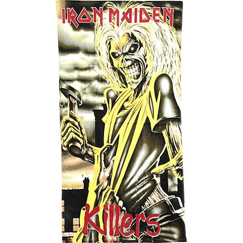 Gear One Iron Maiden 'Killers' Beach Towel