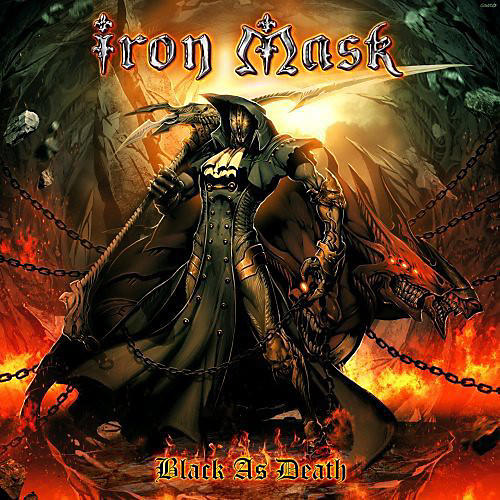 Alliance Iron Mask - Black As Death