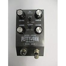 Pettyjohn Electronics Iron Mkii Effect Pedal