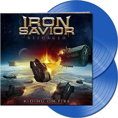 Alliance Iron Savior - Reforged - Riding On Fire