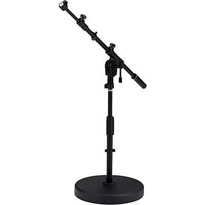 TAMA Iron Works Tour Round Base Low-Profile Telescoping Boom Stand