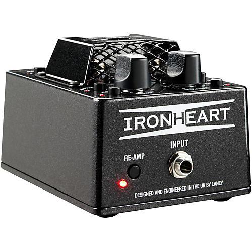 Laney Ironheart Pulse Tube Pre Amp & Digital Recording Interface