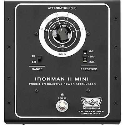 Tone King Ironman II Mini Power Attenuator