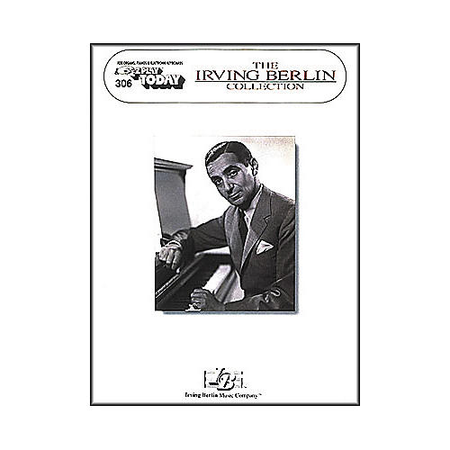 Hal Leonard Irving Berlin Collection E-Z Play 360