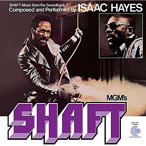 Alliance Isaac Hayes - Shaft (Music From The Soundtrack)