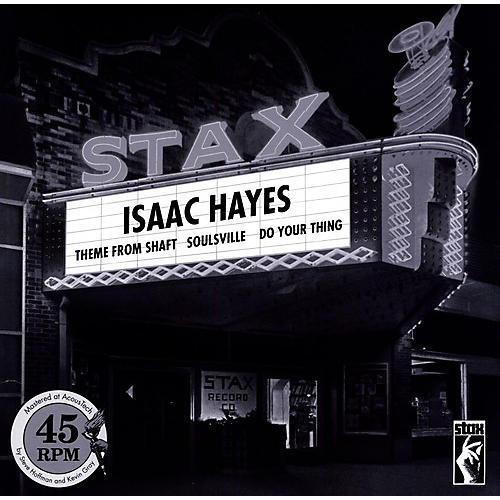 Isaac Hayes - Theme from Shaft/Soulsville/Do Your Thing