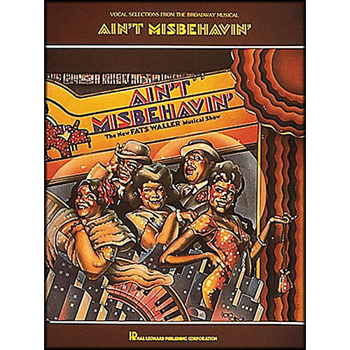 Hal Leonard Isn't Misbehavin' Vocal Selections From The Broadway Musical arranged for piano, vocal, and guitar (P/V/G)