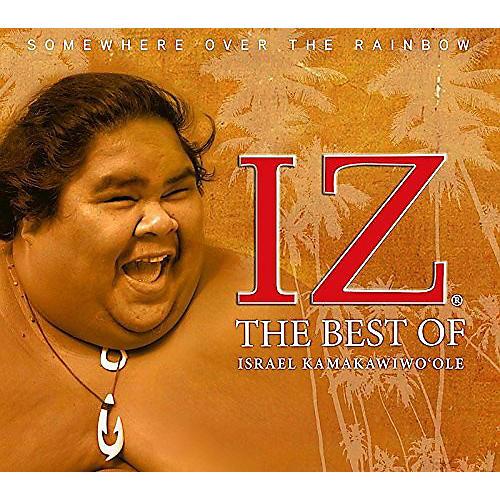Alliance Israel Kamakawiwo'ole - Somewhere Over The Rainbow: The Best Of Israel Kamakawiwo'ole (CD)