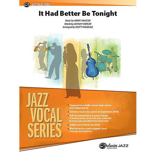 Alfred It Had Better Be Tonight Jazz Band Grade 3.5 Set