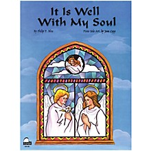 SCHAUM It Is Well with My Soul Educational Piano Series Softcover
