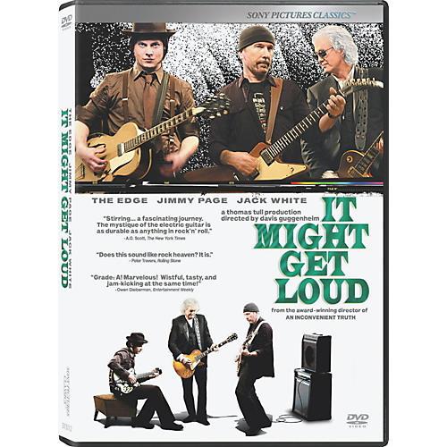 Sony It Might Get Loud (DVD)