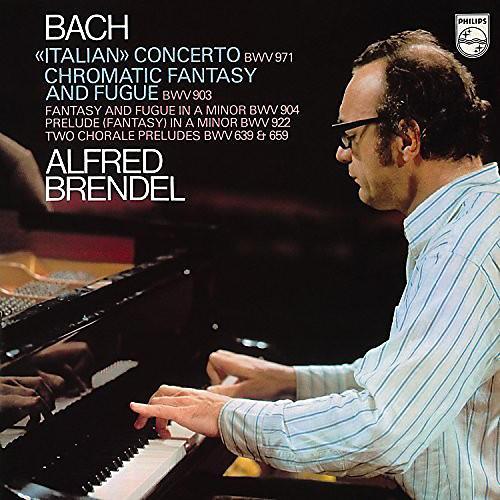 Alliance Italian Concerto / Chromatic Fantasy & Fugue Etc
