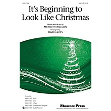 Shawnee Press It's Beginning to Look Like Christmas Studiotrax CD Arranged by Mark Hayes