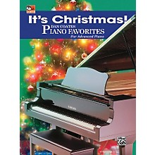 Alfred It's Christmas! Advanced Piano Book